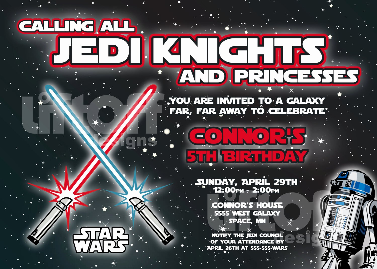 Star Wars Invitations Printable New Free Star Wars Invitation Templates