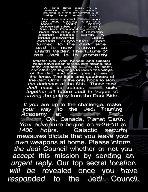 Star Wars Invitations Wording Lovely Star Wars Party Invite Idea