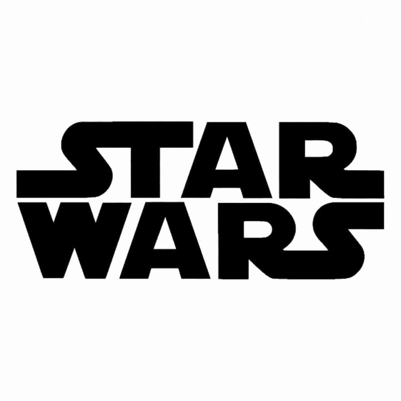 Star Wars Letter Stencils Beautiful Star Warssolid Vinyl Decal Sticker
