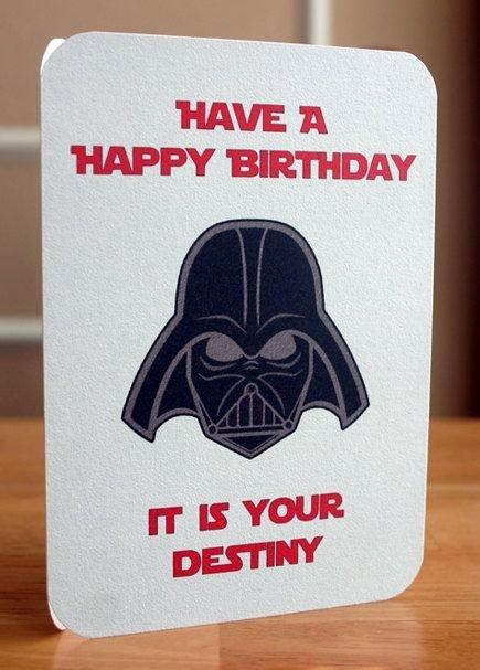 Star Wars Printable Birthday Cards Luxury Tarjetas De Cumpleaños De Star Wars Visita Mi Blog Para