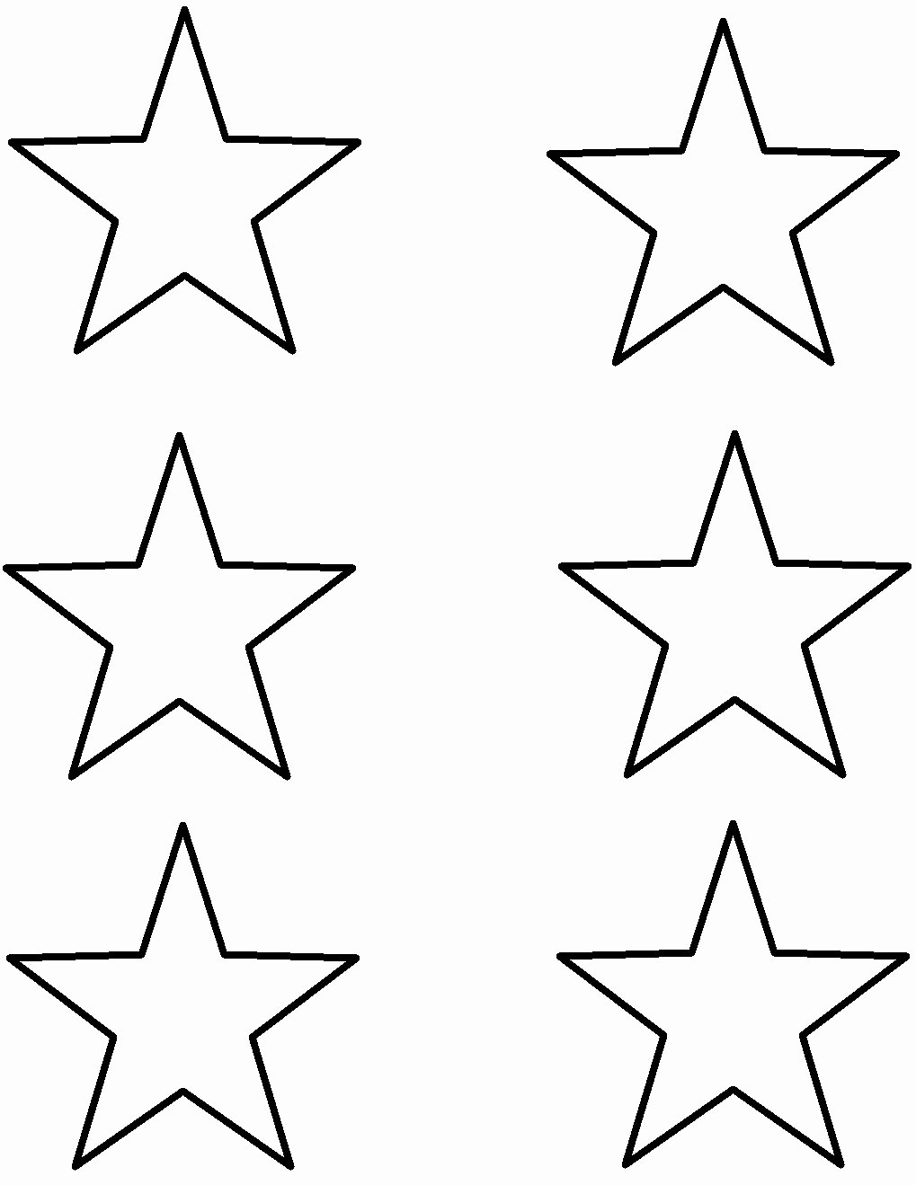 Stars Cut Out Templates Beautiful Writeshop Level B Printables Homeschooling 6
