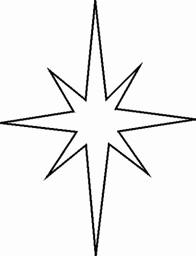 Stars Cut Out Templates Elegant Here are Your Free Christmas Stencils