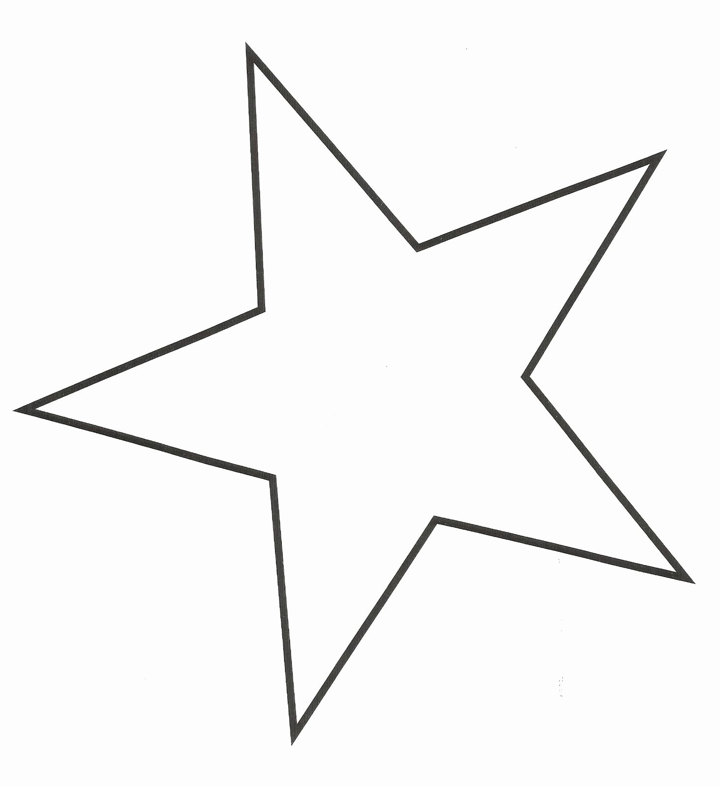 Stars Cut Out Templates New Image Result for Star Cut Out Template