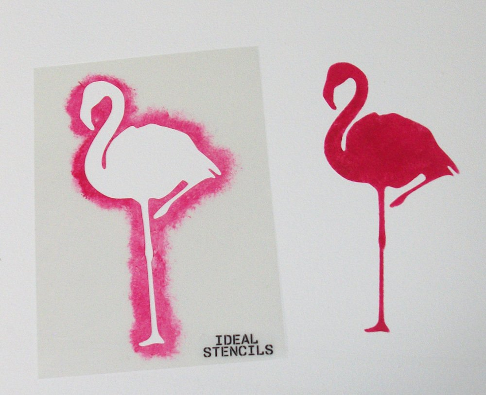 Stencil with Spray Paint New How to Use A Stencil Brush – Ideal Stencils Blog