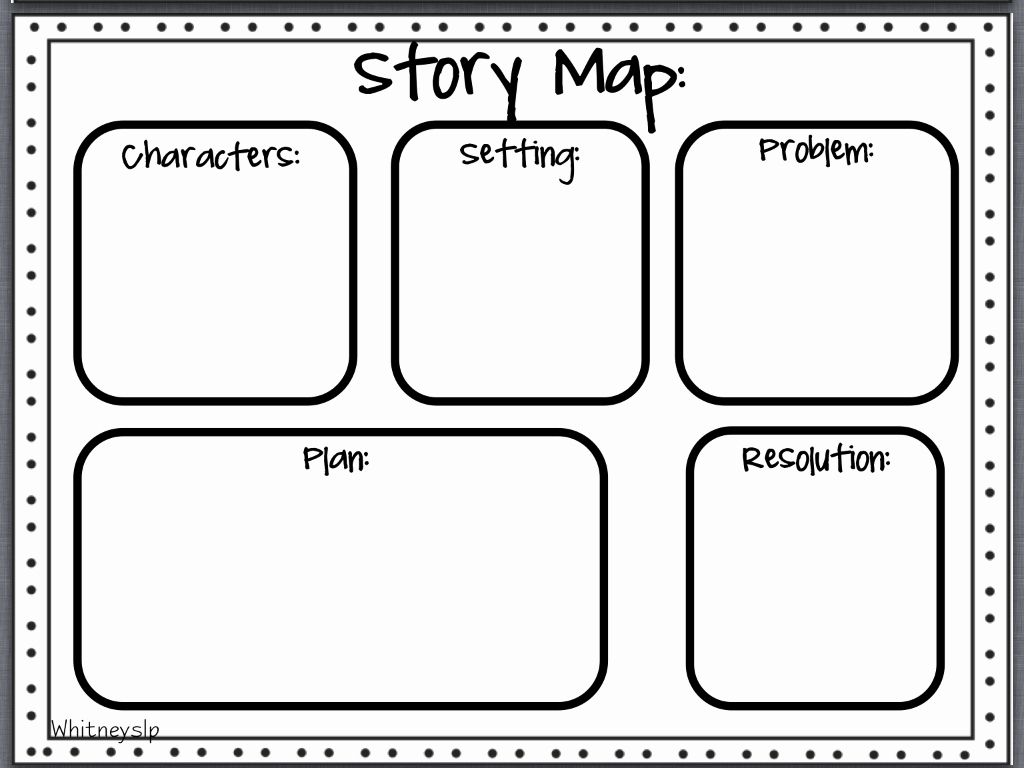 Story Map Template Free Elegant why Your Children Need to Use Story Grammar to Improve