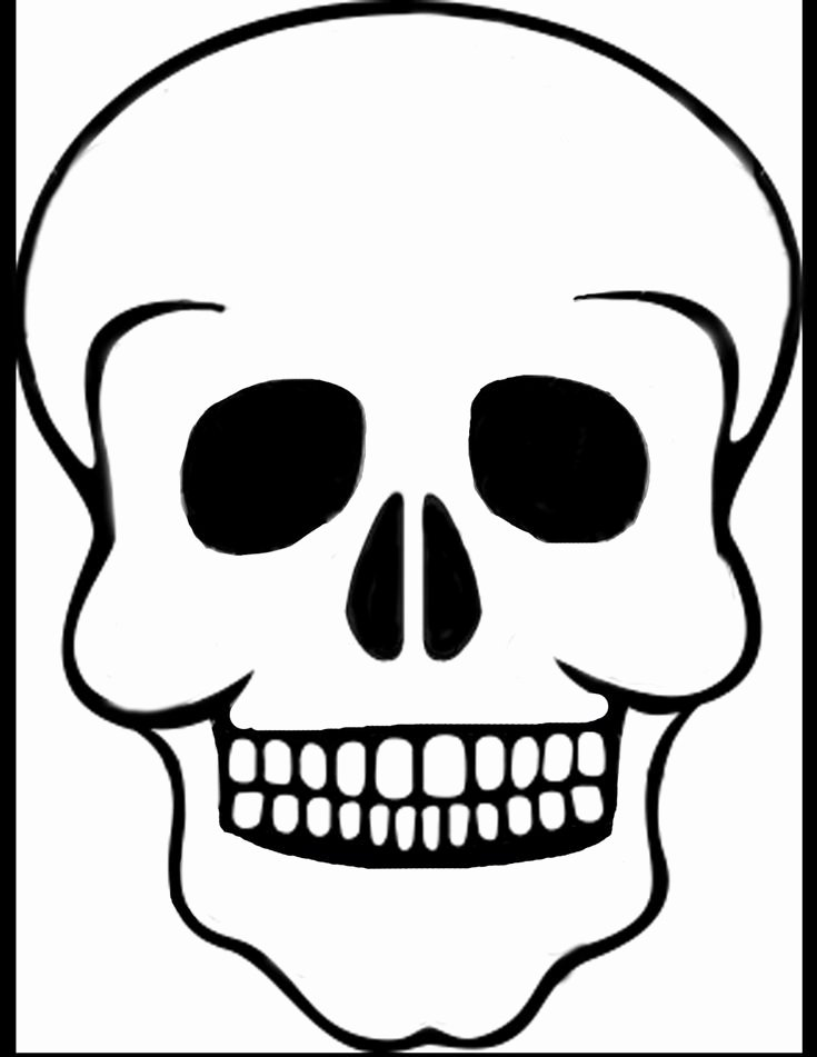 Sugar Skull Template Printable New 183 Best Applique Templates for Fabric Paper Images On