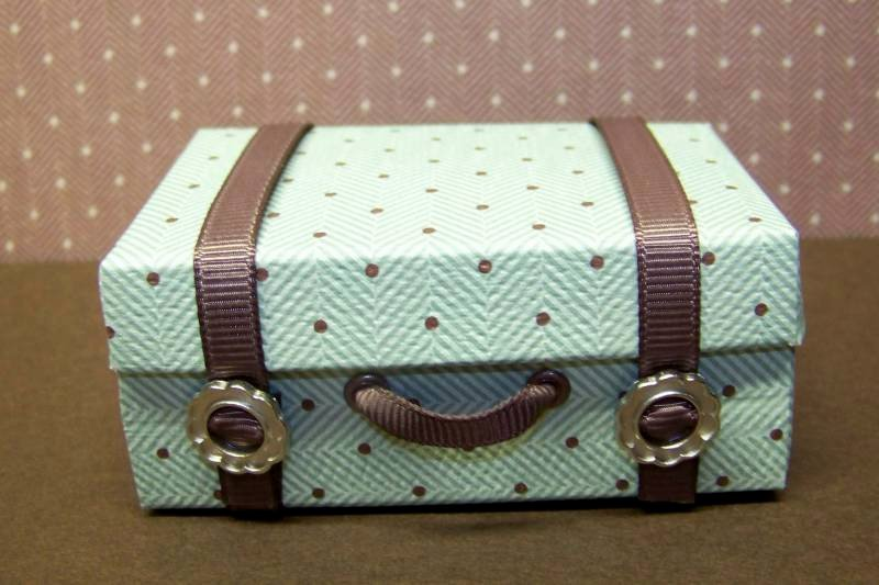 Suitcase Favor Box Template Elegant Vintage Travel Suitcase Box by Doodlegirl2 at