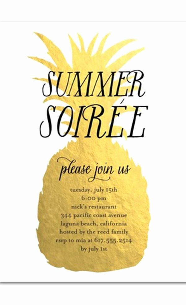Summer Party Invitation Wording Awesome 17 Best Ideas About Summer Party Invites On Pinterest
