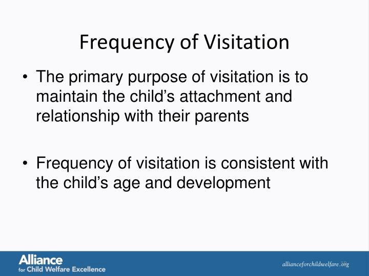 Supervised Visitation Report Template Best Of Ppt Child and Family Visitation Powerpoint Presentation