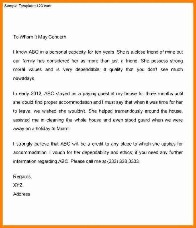 Supporting Letters for Immigration Best Of Immigration Letter Support for A Family Member