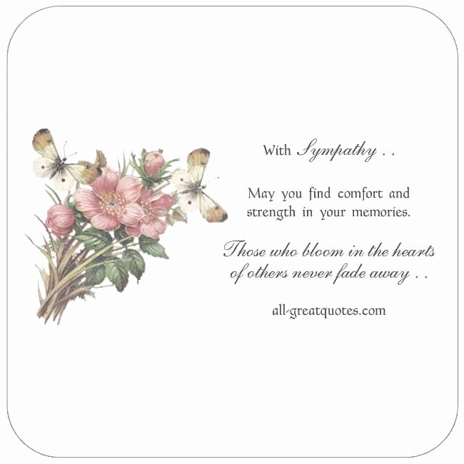Sympathy Cards Free Printable Lovely Greeting Card for Free Line Greeting Cards