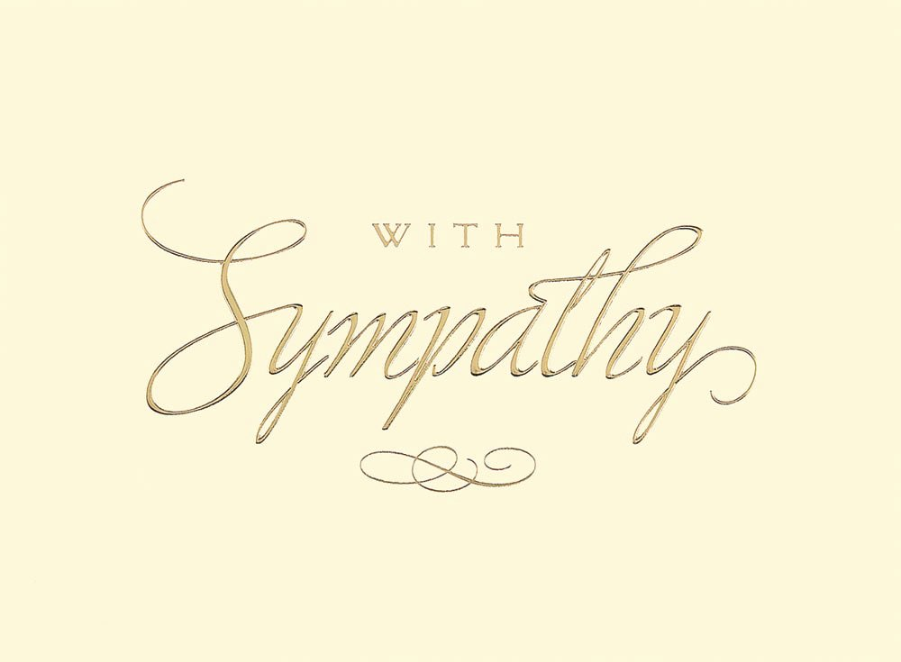 Sympathy Cards Free Printable Lovely Simply with Sympathy Card Sympathy Cards From Cardsdirect