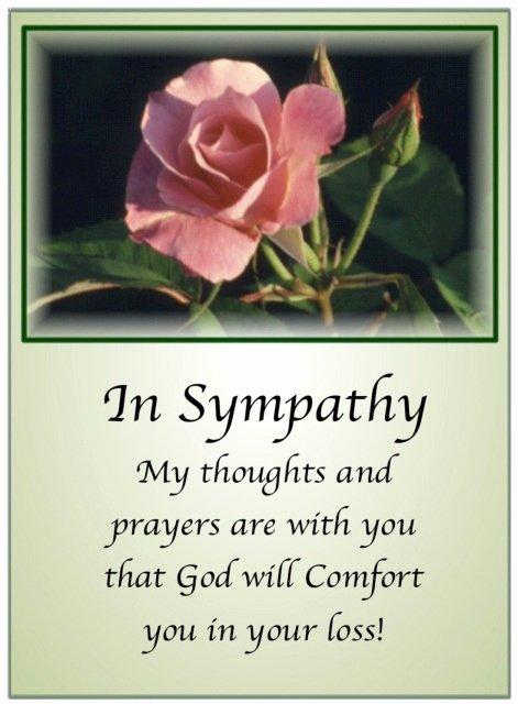 Sympathy Cards Free Printable Unique Sympathy Cards
