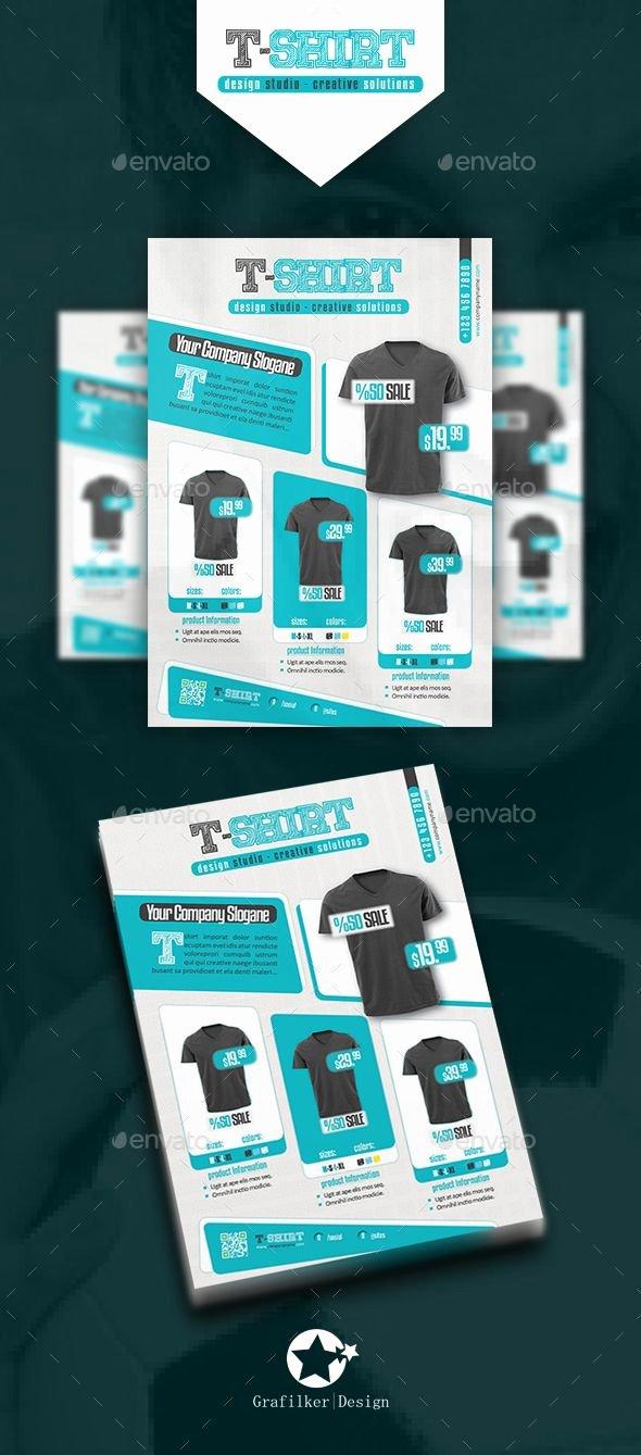 T Shirt Sale Flyer Fresh Best 25 T Shirt Design Template Ideas On Pinterest