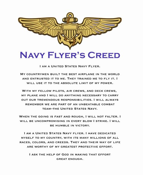 T Shirt Sale Flyer Fresh the Navy Flyer S Creed T Shirt is Only at Us Wings