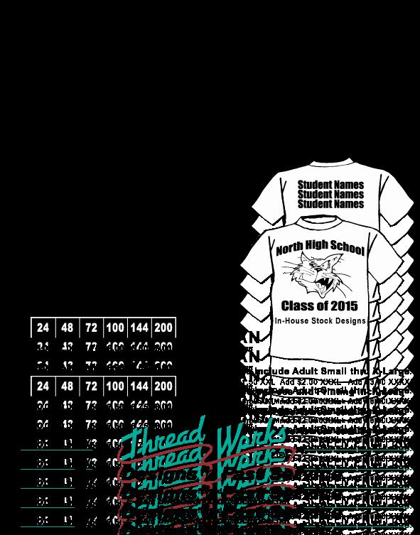 T Shirt Sale Flyer New Current Sales