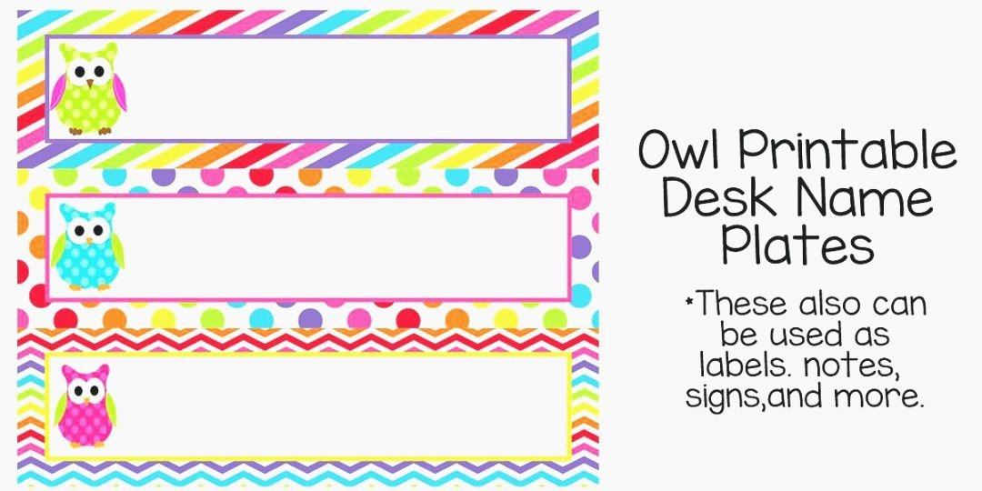 Table Name Tag Template Beautiful 38 Mesmerizing Cubicle Name Plates Printable