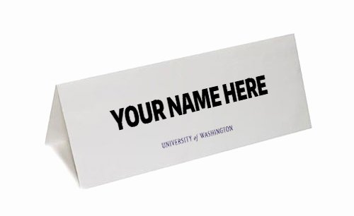 Table Name Tag Template Inspirational Table Tent
