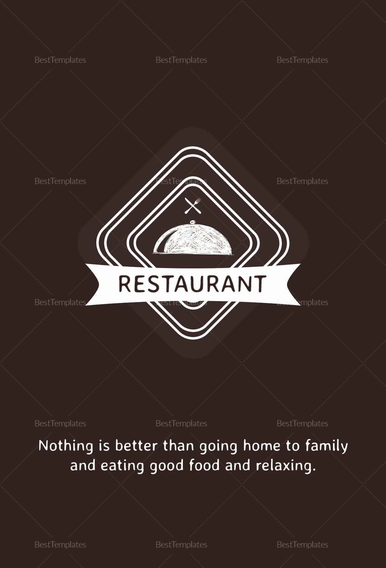 Table Tent Template Photoshop Luxury Restaurant Table Tent Menu Design Template In Psd Word