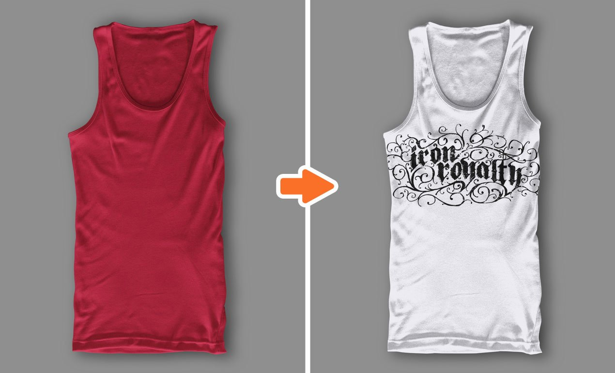 Tank top Template Inspirational Shop Men S Ribbed Tank top Templates Pack by Go Media
