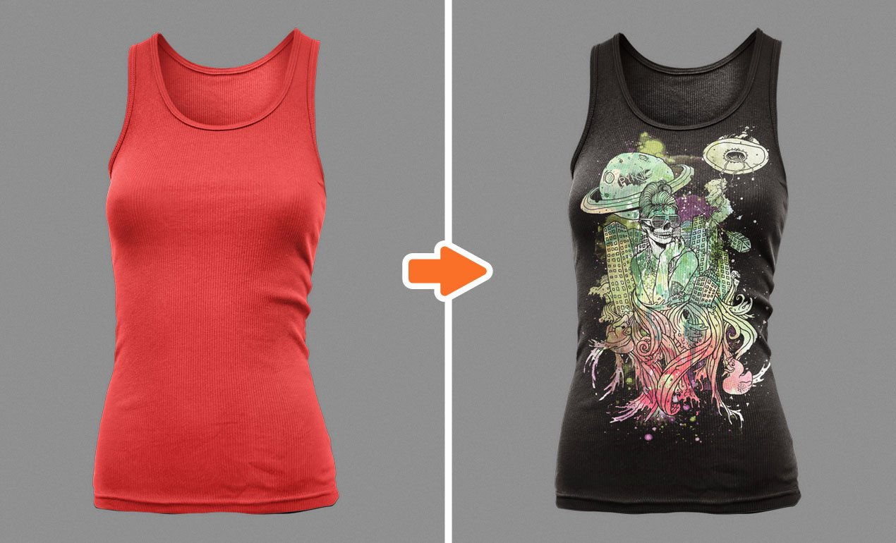 Tank top Template New La S Tank top Mockup Templates Pack by Go Media