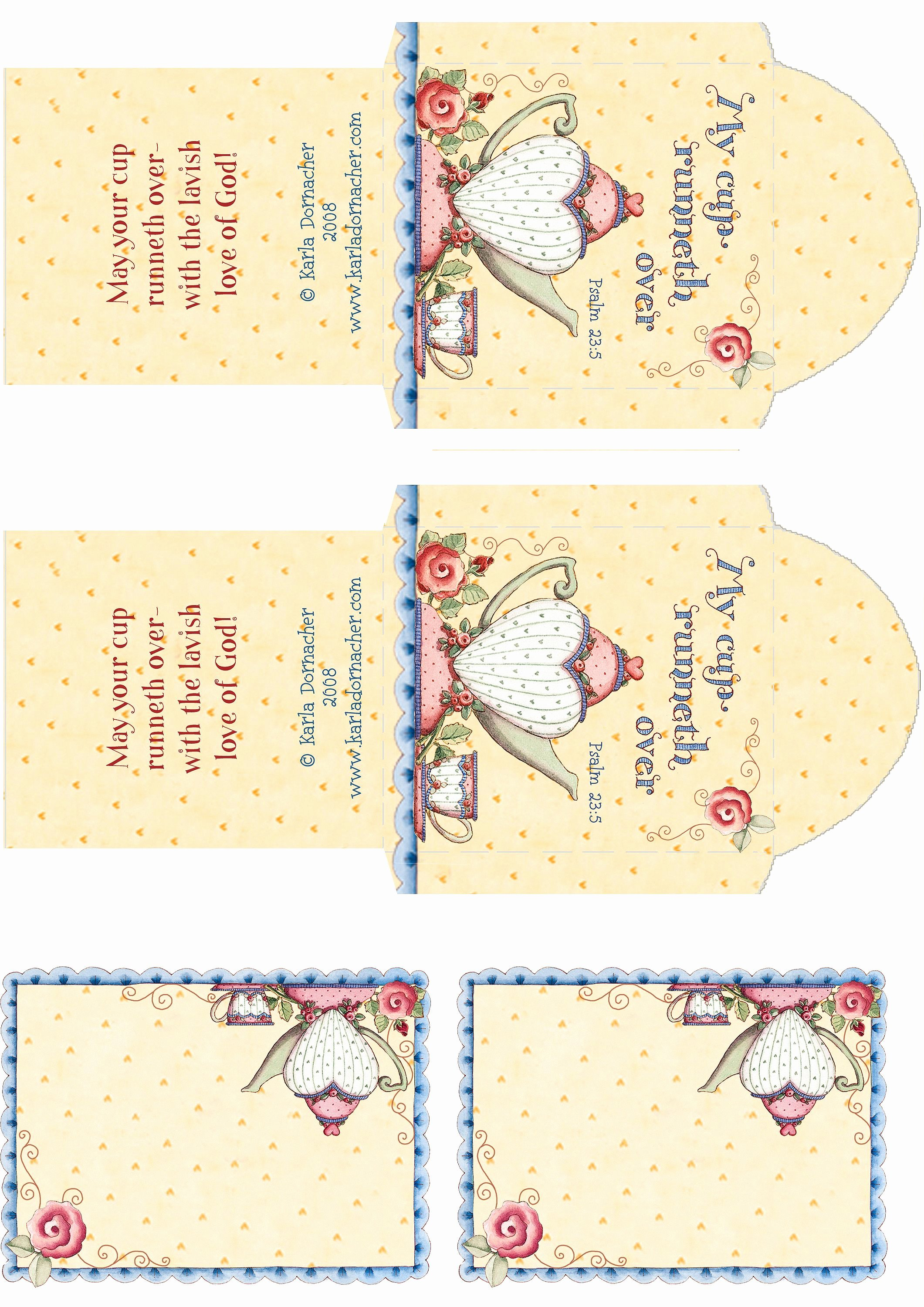 Tea Bag Tags Template Lovely Tea Bag Printable Google Search Diy Cute Ts