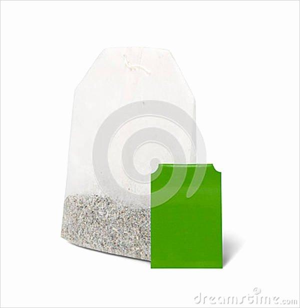 Tea Bag Tags Template New 8 Tea Bag Templates Word Pdf Psd Eps