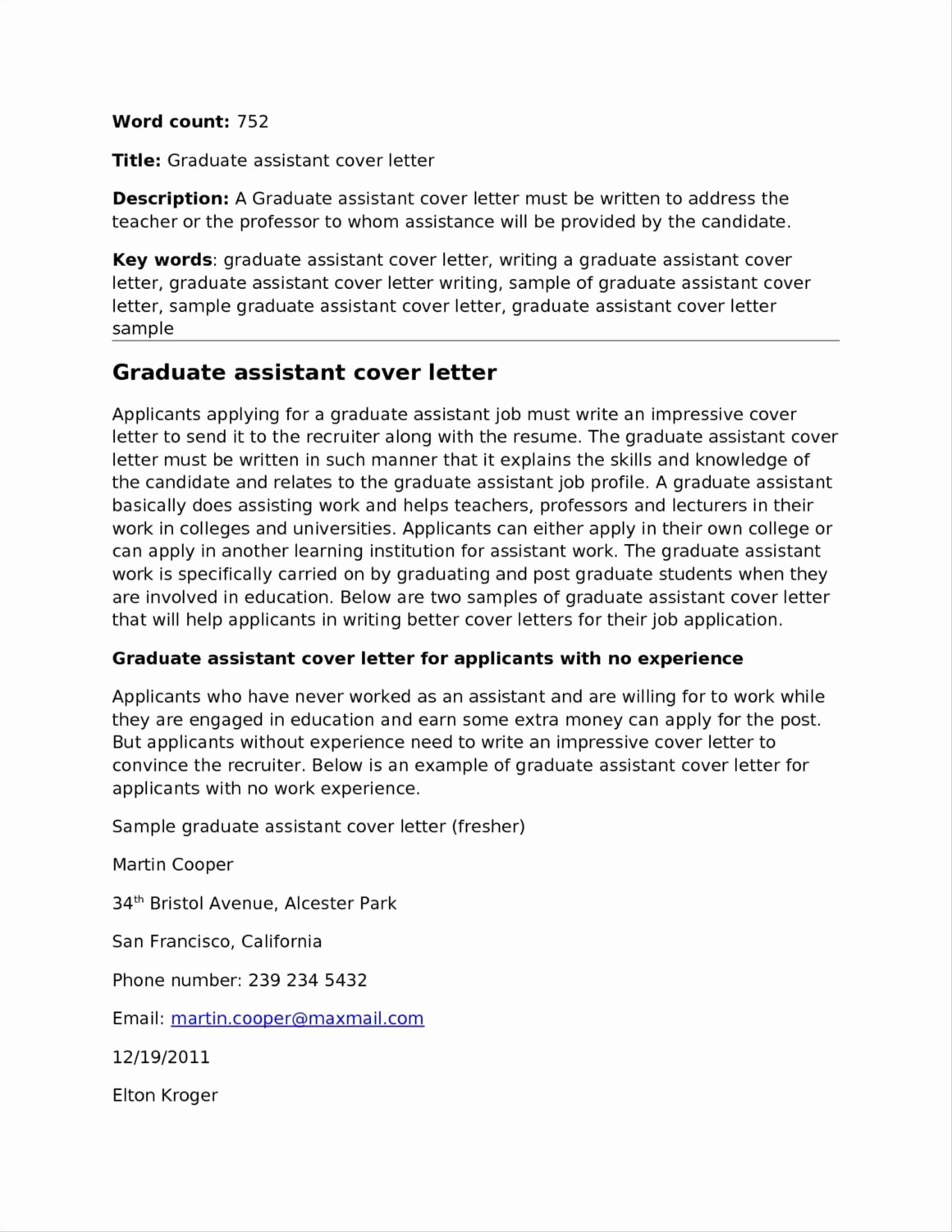 Teacher Cover Letters with Experience Awesome 10 Sample Letter Of Interest Teaching