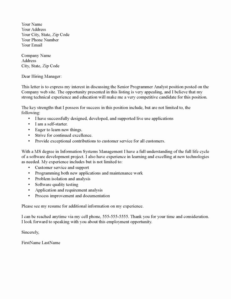Teacher Cover Letters with Experience Luxury First Time Resume with No Experience Samples