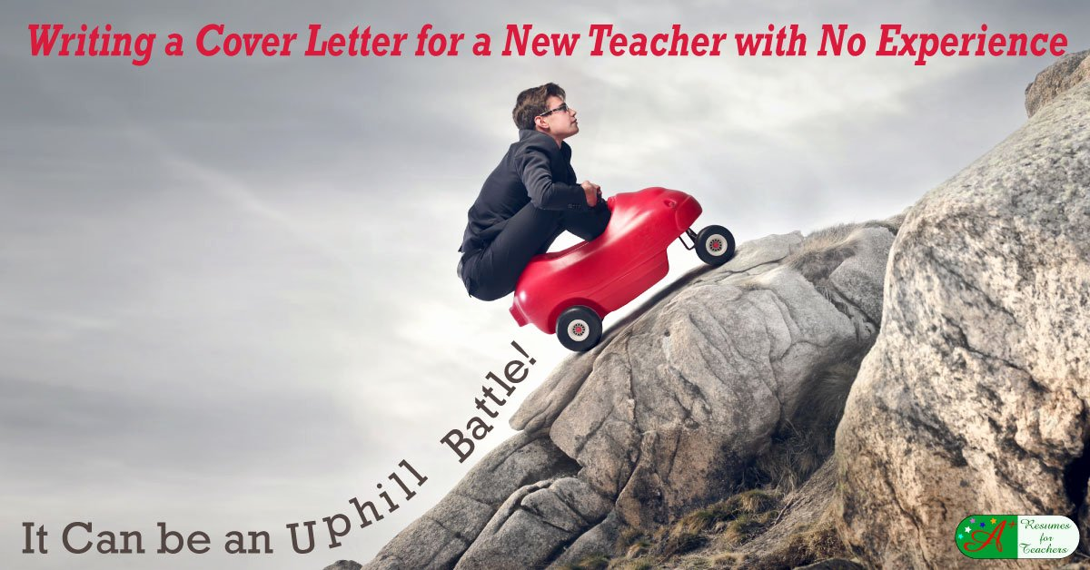 Teacher Cover Letters with Experience Unique Writing A Cover Letter for A New Teacher with No Experience