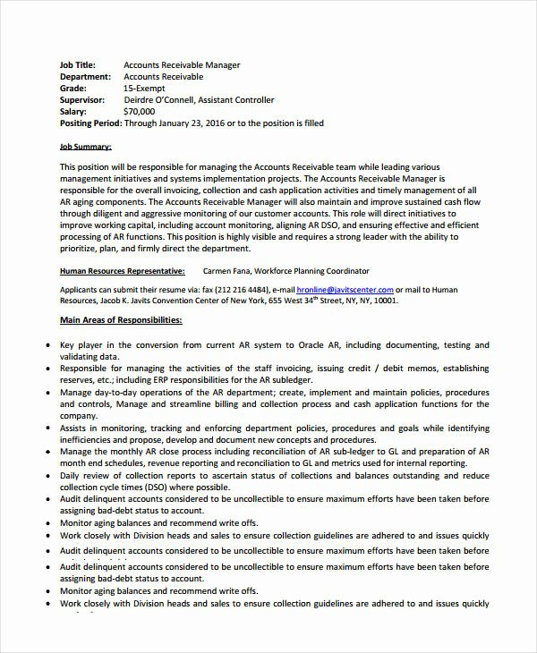 Technical Account Manager Resume Best Of 12 Account Manager Resume Templates Pdf Doc
