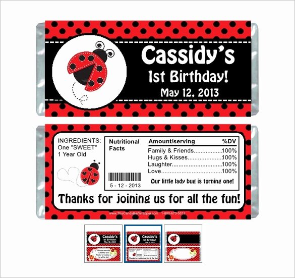 Template for Candy Bar Wrapper Best Of Hershey Bar Wrapper Template