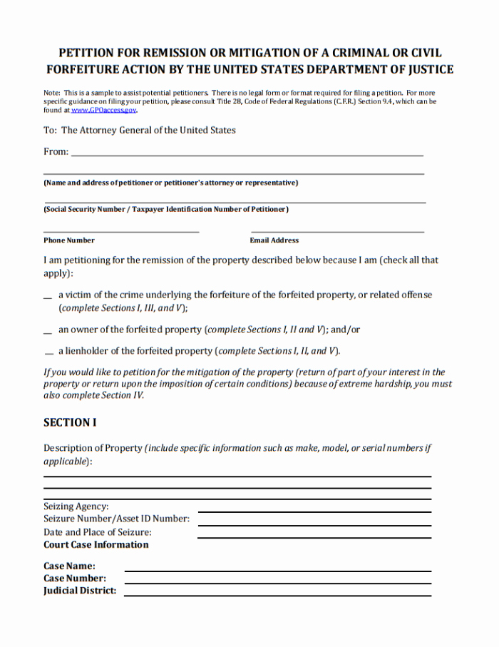 Template for Petition Signatures Unique 10 Printable Petition Template Examples