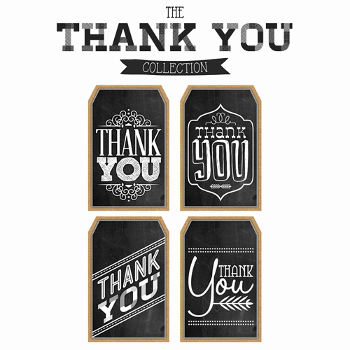 Thank You for Coming Tag Inspirational Free Printable Thank You Chalkboard Tags & A Happy
