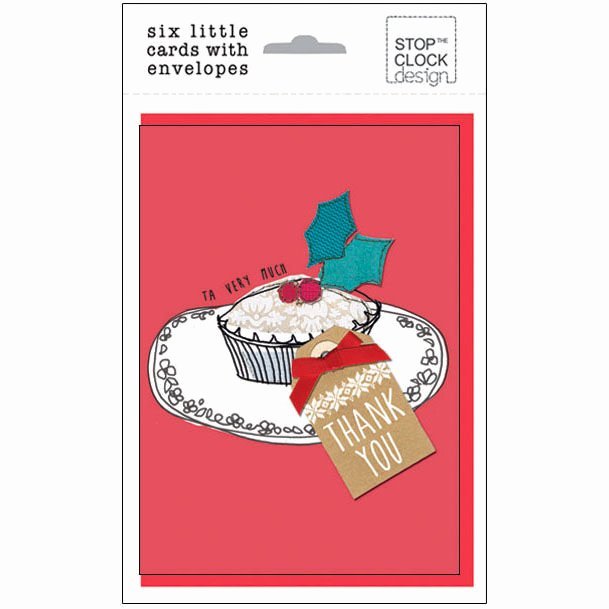 Thank You for Dinner Images Beautiful Christmas Thank You Cards From Karenza Paperie Collection