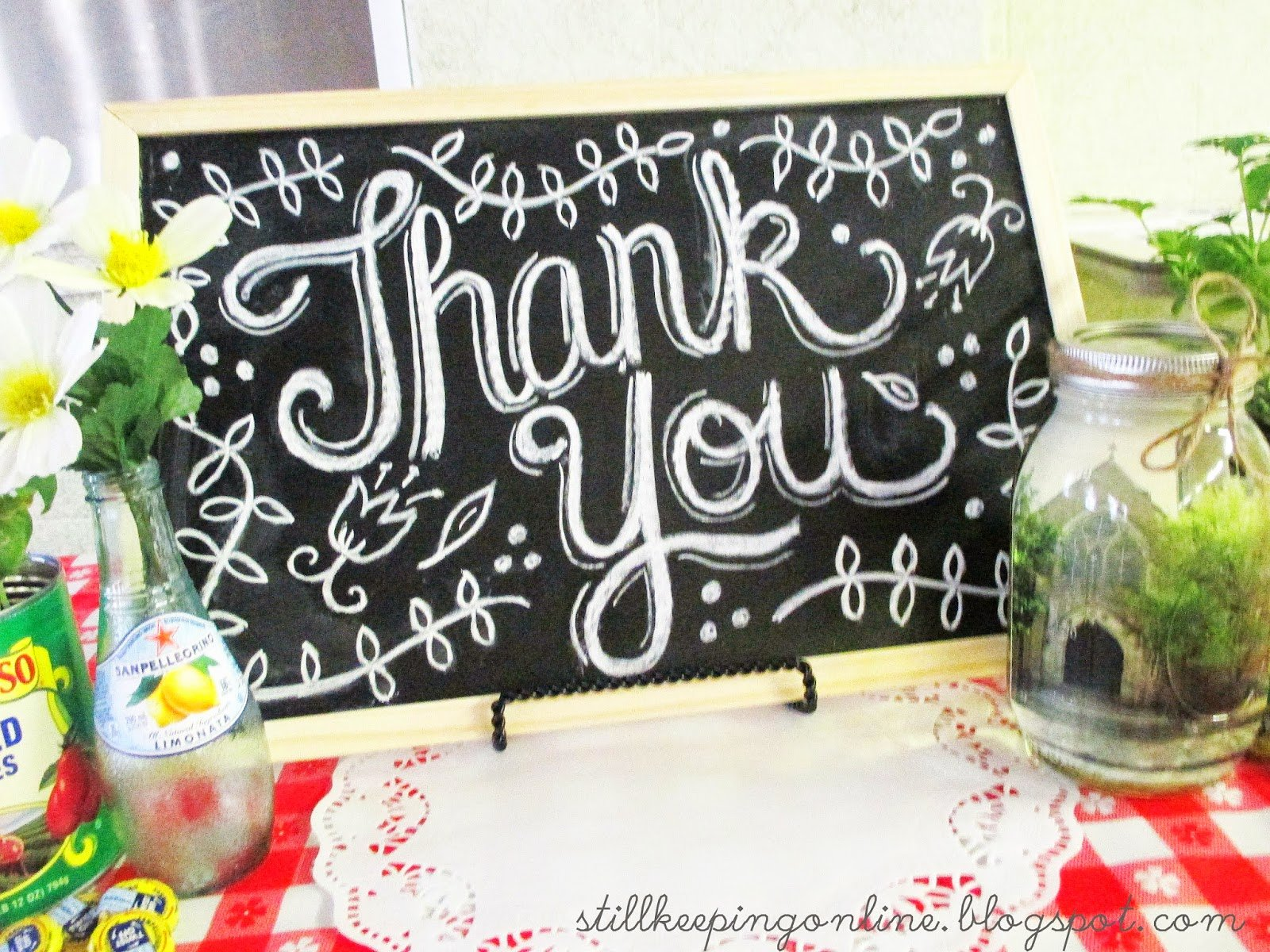 """Thank You for Dinner Images Unique Still Keeping the Narrow Way Decorating for A """"thank"""