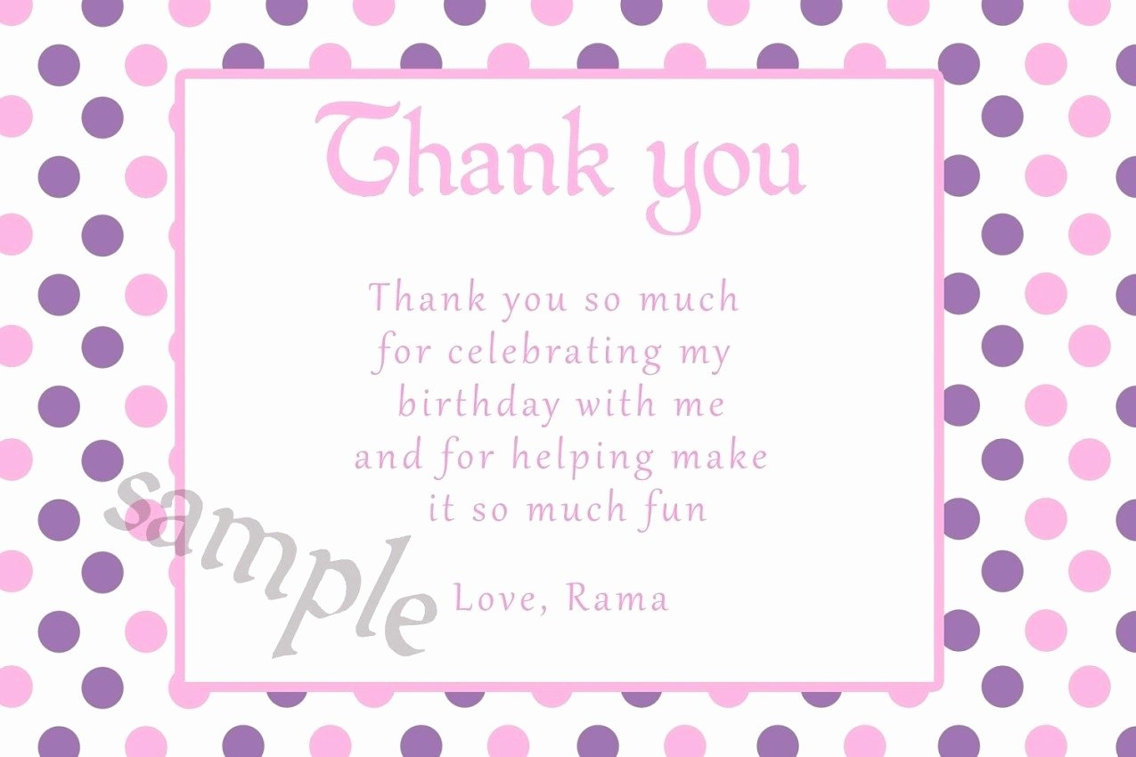 Thank You Letter Baby Shower Lovely 10 Cute Baby Shower Thank You Wording Ideas 2019