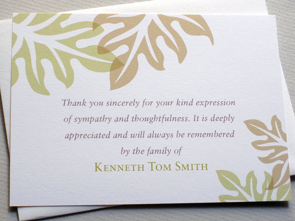 Thank You Letter for Funeral Beautiful A Guide to Writing Sympathy and Condolence Letters On