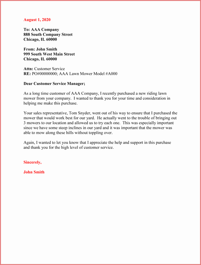 Thank You Letter to Client Elegant Customer Thank You Letter 5 Sample Letter Templates