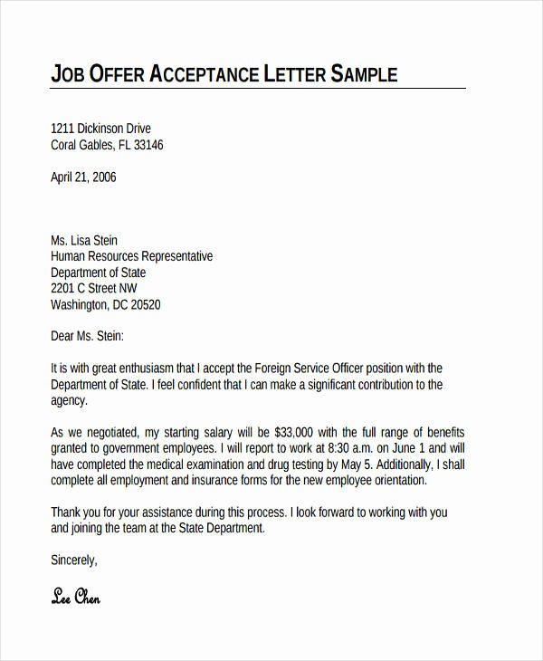 Thank You Letter to Employer Fresh Free 74 Thank You Letter Examples In Doc Pdf