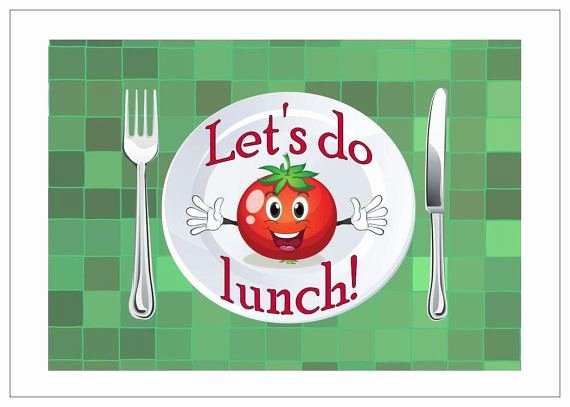 Thank You Lunch Invitation Best Of Out to Lunch Let S Do Lunch Invitation Thank You by