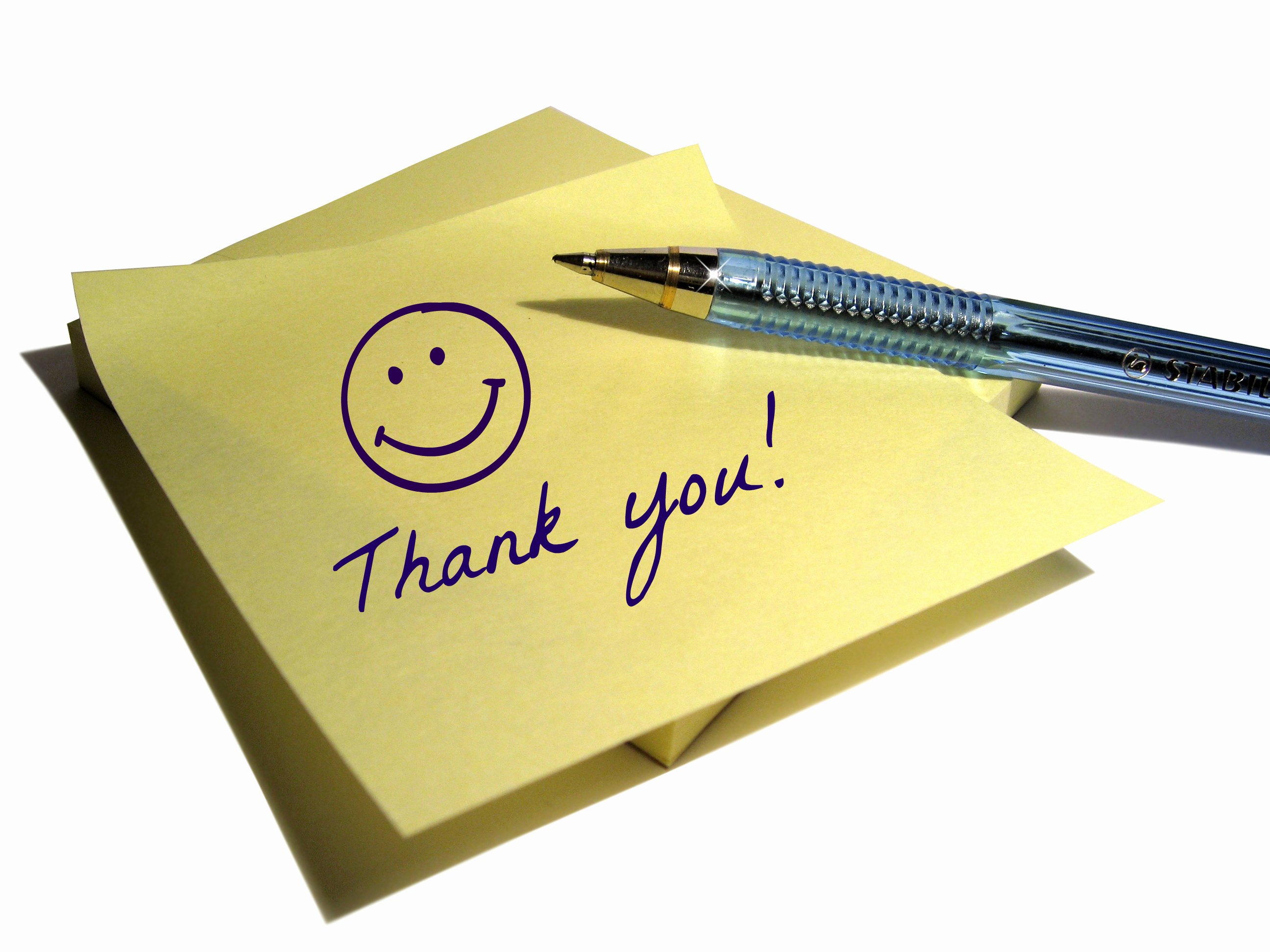 Thank You Note for Presentation Elegant Thank You Ficer Melanie Ellwangermelanie Ellwanger