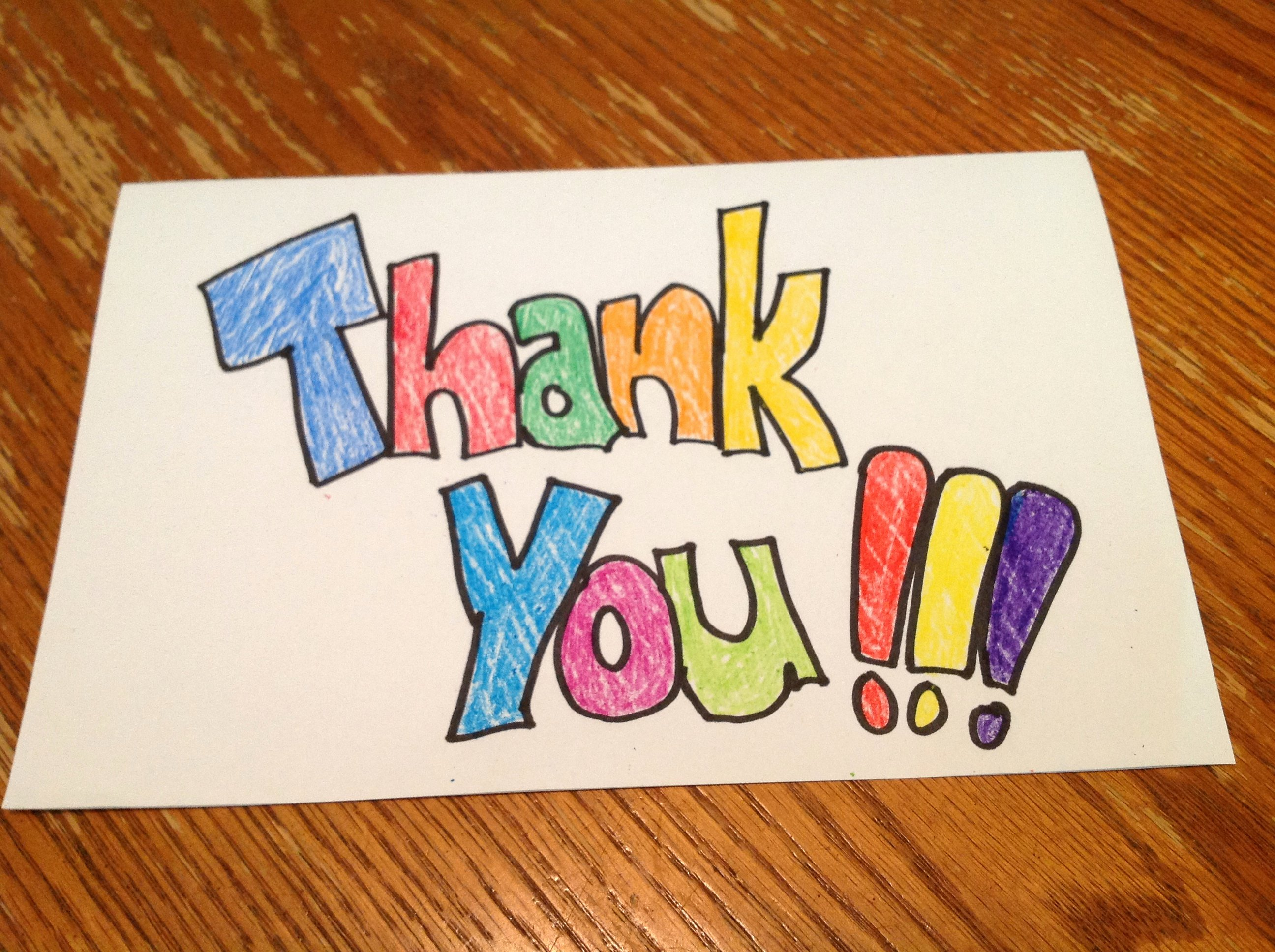 Thank You Note Teacher Fresh Thank You Note From Another Teacher who Was once A