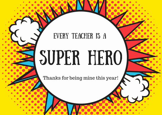 Thank You Note Teacher Luxury Elementary School Teacher Thank You Note Message