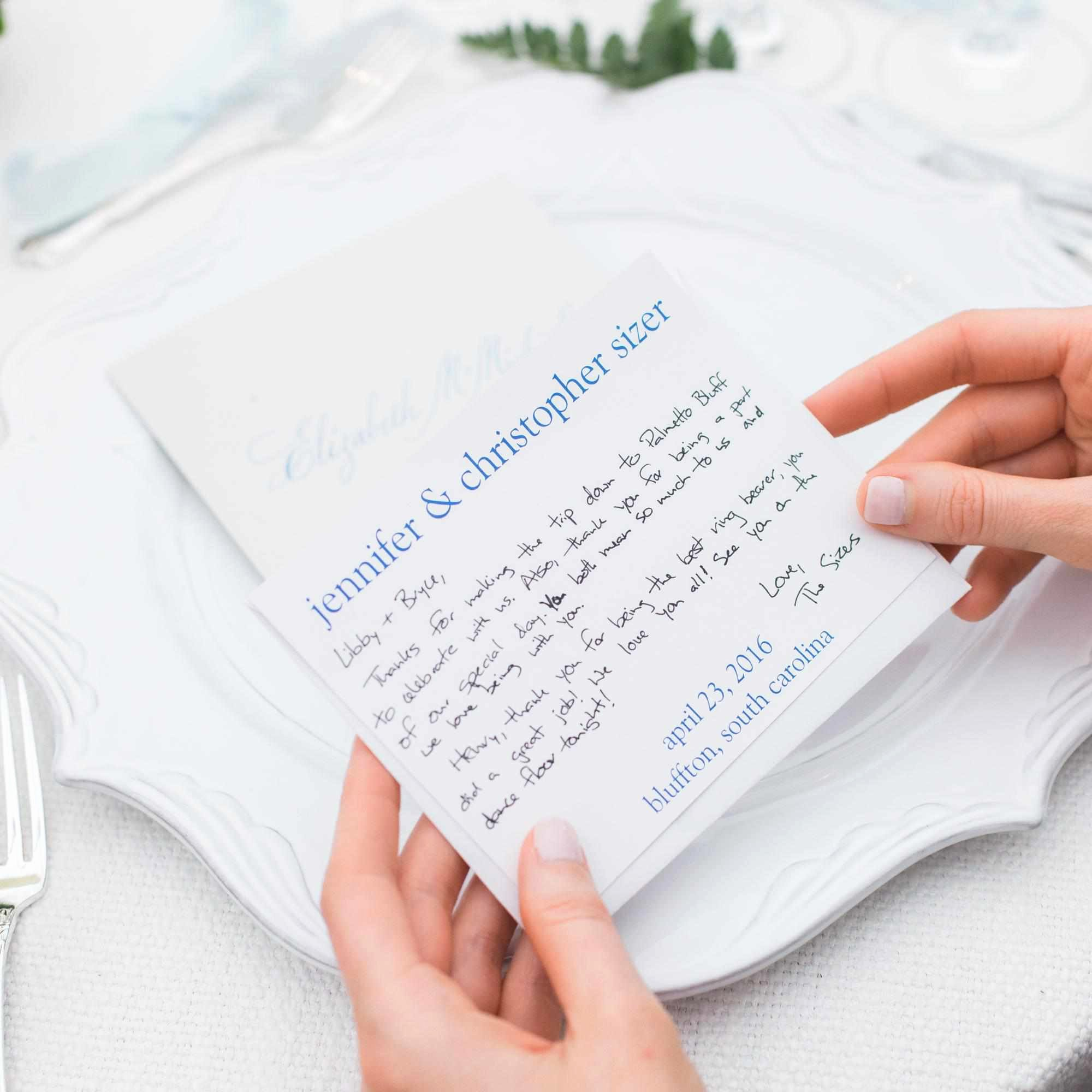 Thank You Note Wording Wedding Beautiful Wedding Thank You Card Wording How to Write A Thank You Note