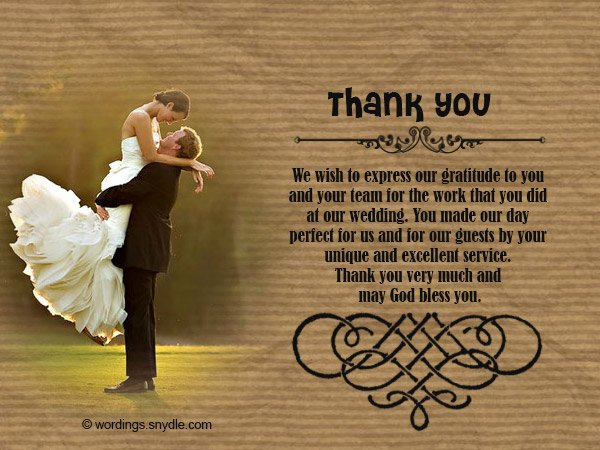 Thank You Note Wording Wedding Best Of How to Write Thank You Cards for Wedding