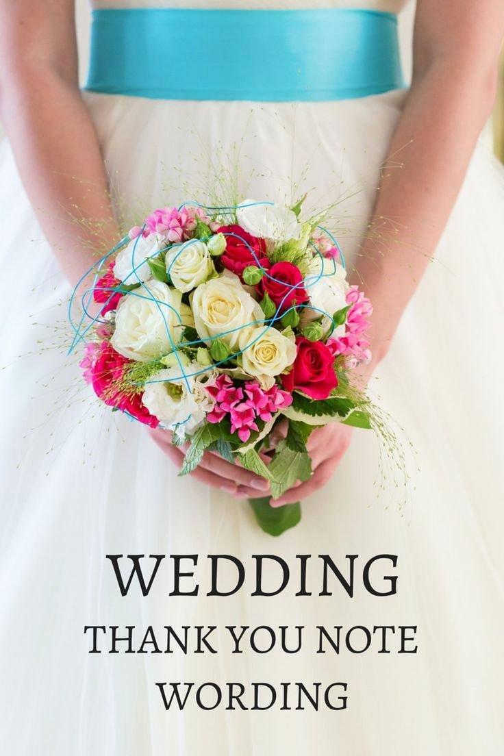 Thank You Note Wording Wedding Inspirational Best 25 Thank You Note Wording Ideas On Pinterest