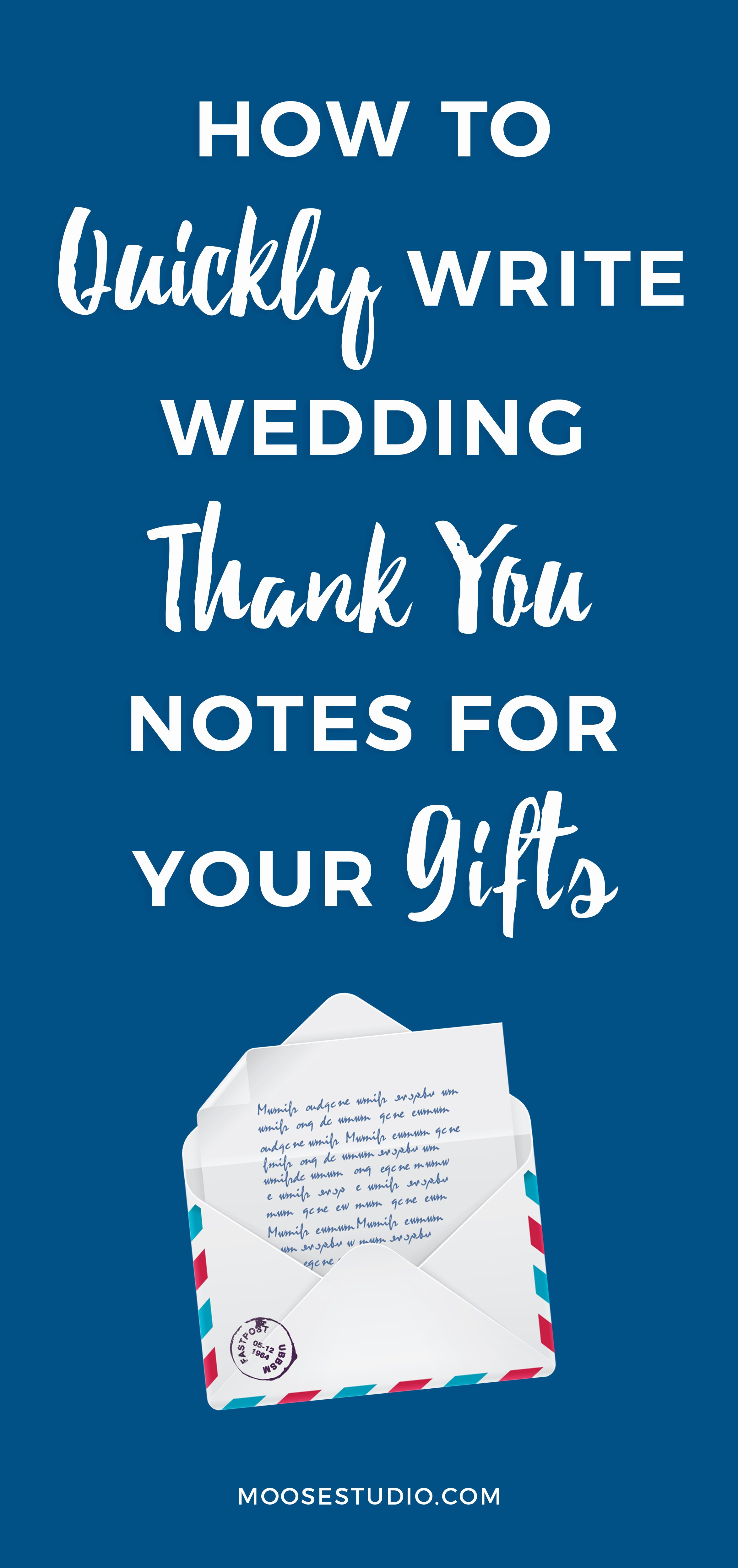 Thank You Note Wording Wedding Luxury How to Quickly Conquer the Wording for Wedding Thank You Notes