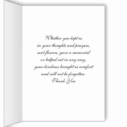 Thank You Notes for Deaths Fresh Best 25 Sympathy Thank You Notes Ideas On Pinterest