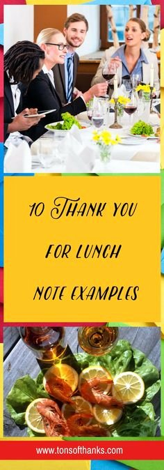Thank You Notes for Lunch Luxury 25 Thank Note Examples to Thank Boss for Team Lunch